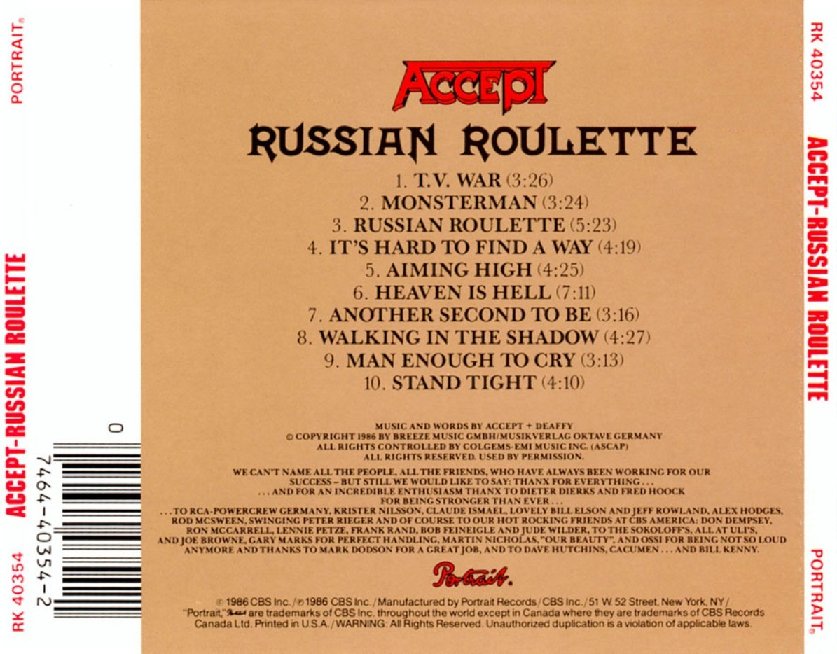 Rules of russian roulette nh poker atlas