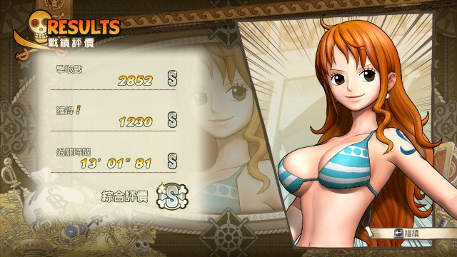 One Piece Pirate Warriors 3 Game