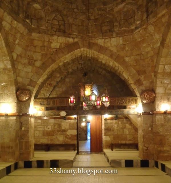 داخل جامع طينال