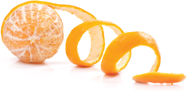 Orange Peel ayurvedic tips in hindi