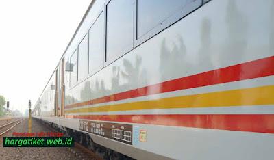 Nama Kereta Api Ekonomi Rasa Eksekutif