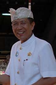 Bali Governor, Made Mangku Pastika