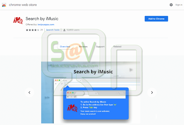 iMusic Search (New Tab)