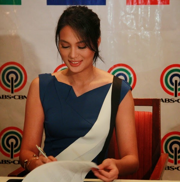 Isabelle Daza switches network, now a Kapamilya