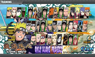 Download Naruto Senki Mod by Recodara v1.17 First 2 Apk