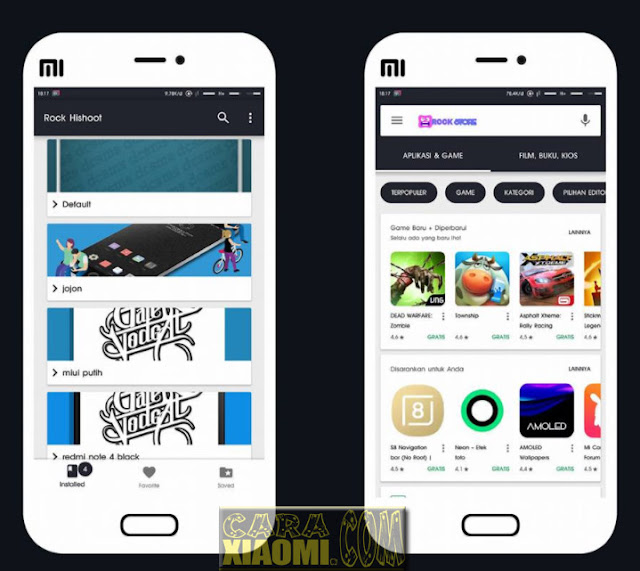 Link Download MIUI Theme De Odds Mtz Terbaru For Xiaomi By Ryan Ramadhan