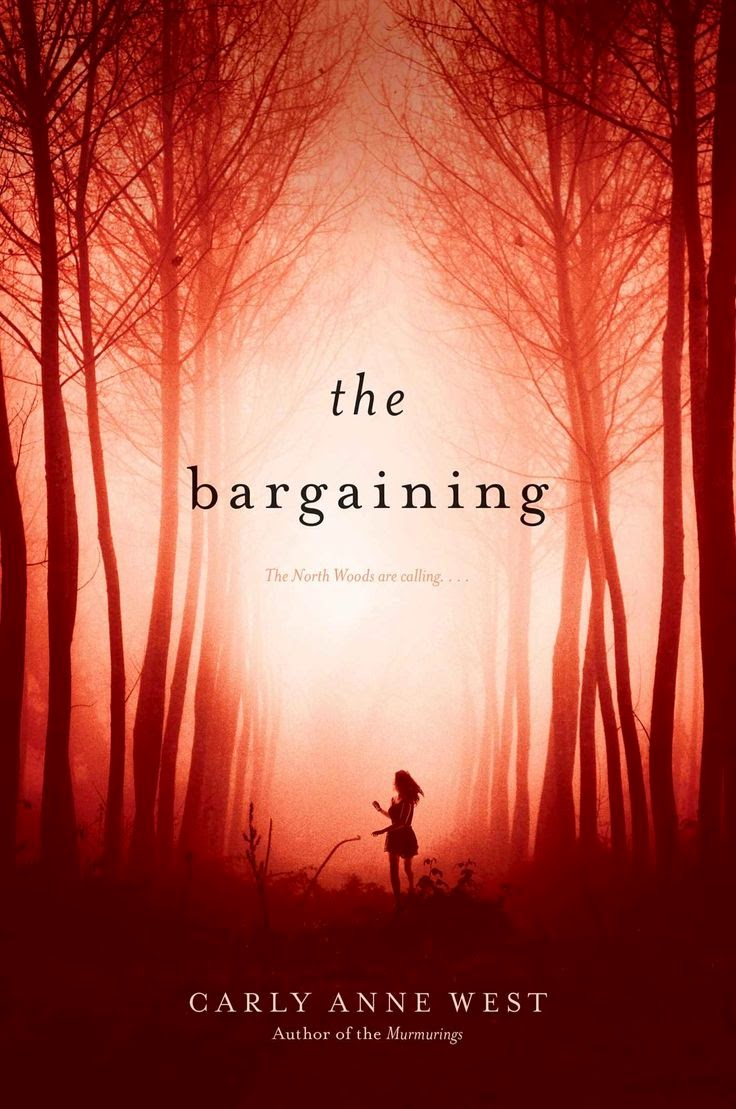 The Bargaining by Carly Anne West cover