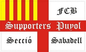 Supporters Puyol Sabadell