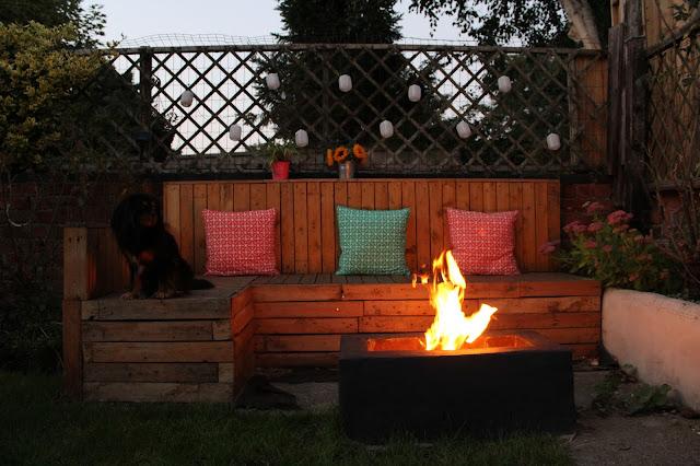 garden inspiration fire pits
