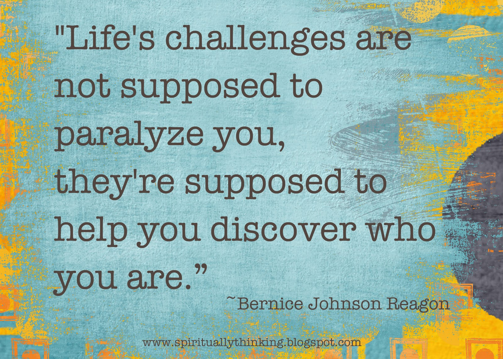 Quotes About Life Challenges. QuotesGram