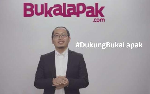Tagar #DukungBukalapak Trending Top di Twitter, Karya Anak Bangsa Harus Dibela