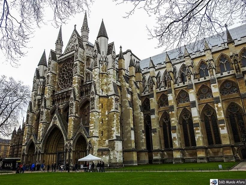 Abadia de Westminster - O que fazer em Londres: 48 atrações imperdíveis