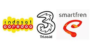 Cara Mudah Registrasi Kartu Prabayar Telkomsel, Indosat Ooredoo, XL Axiata, Tri dan Smartfren 2018