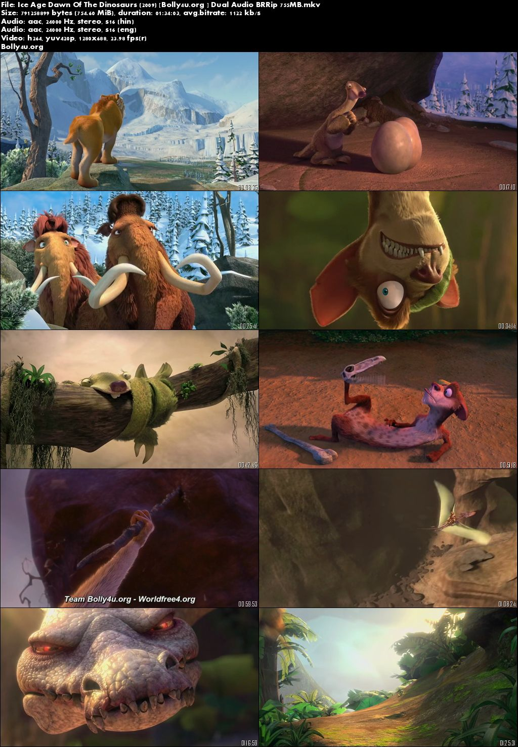 ice age 5 hindi hd full movie download