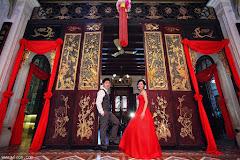 baba house pre-wedding malaysia