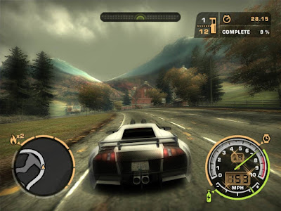 Download Need For Speed Most Wanted Highly Compressed Game For PC