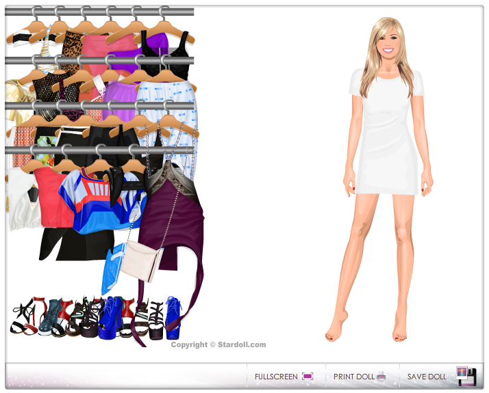 Stardoll Ro New Dress Up Doll Jannette Mccurdy 2