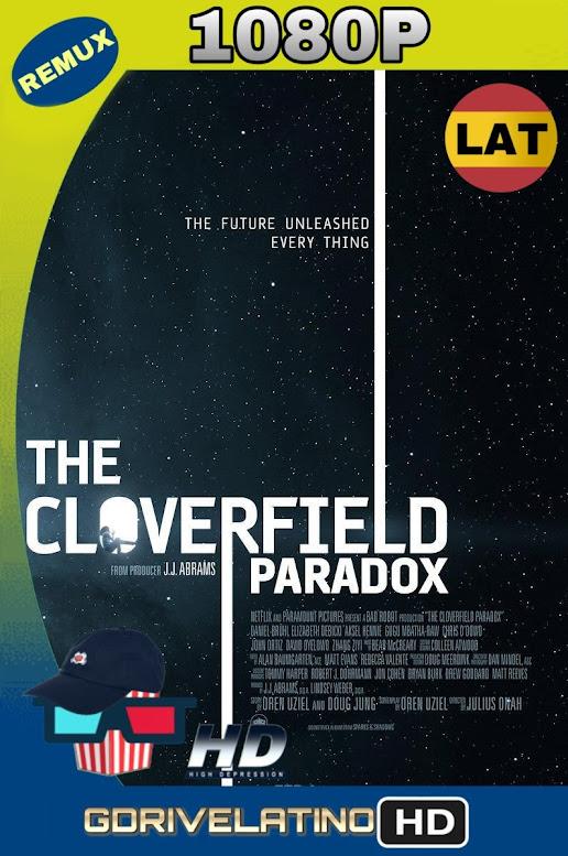 The Cloverfield Paradox (2018) BDRemux 1080p LAT-CAS-ING mkv