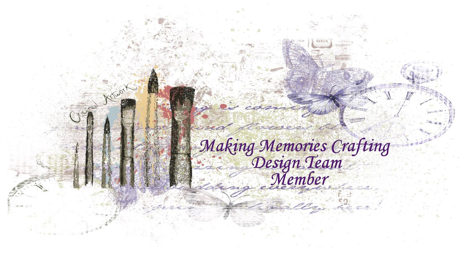 Diseño para MAKING MEMORIES CRAFTING