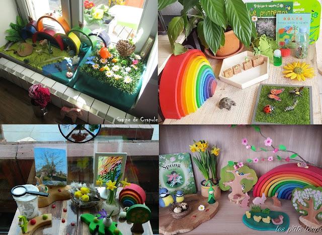 table_printemps_saison_montessori_nature