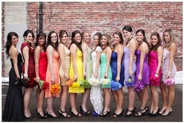 Do You Want Your Bridesmaids More Beautiful Today We Will Commendations Some Colors Bridesmaid Dresses For Special Color