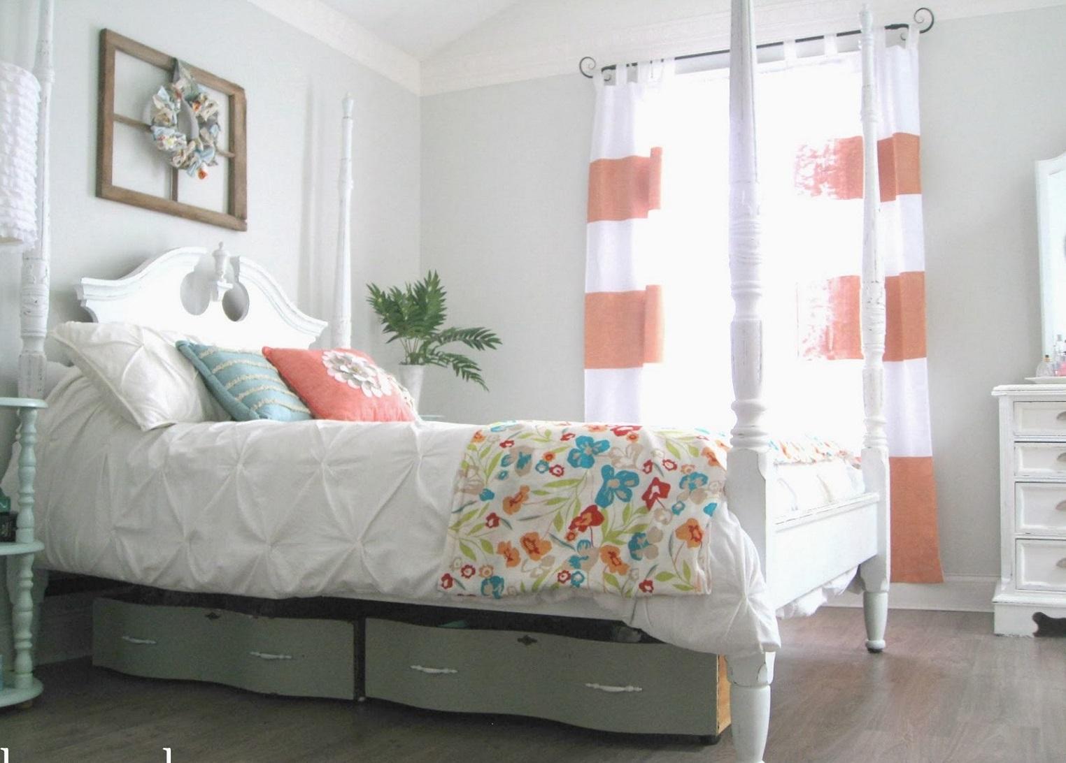 15 consigli per tenere in ordine la camera da letto home - Cassetti sotto il letto ...