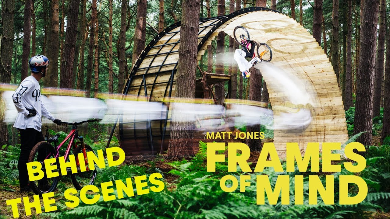 Frames Of Mind: Behind the Scenes Stunning MTB Masterclass with Matt Jones
