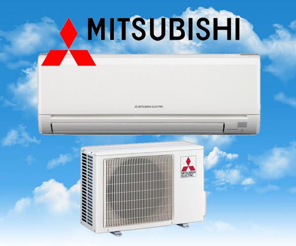 Điều hoà Mitsubishi 2 chiều 12000BTU