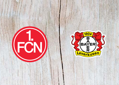 Nurnberg vs Bayer Leverkusen - Highlights 03 December 2018