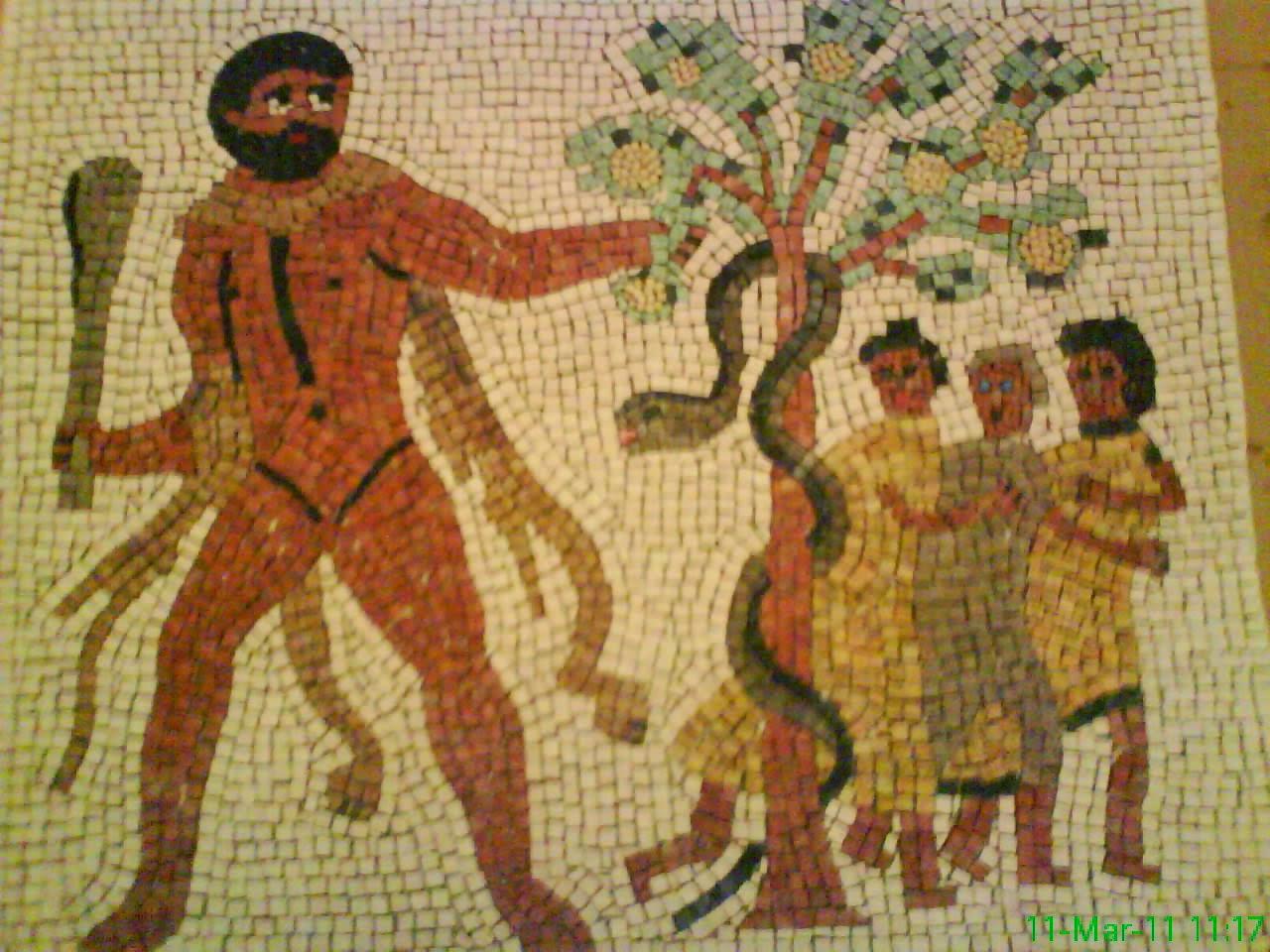 Arc ngeles espirituales ngel de plut n for Jardin hesperides