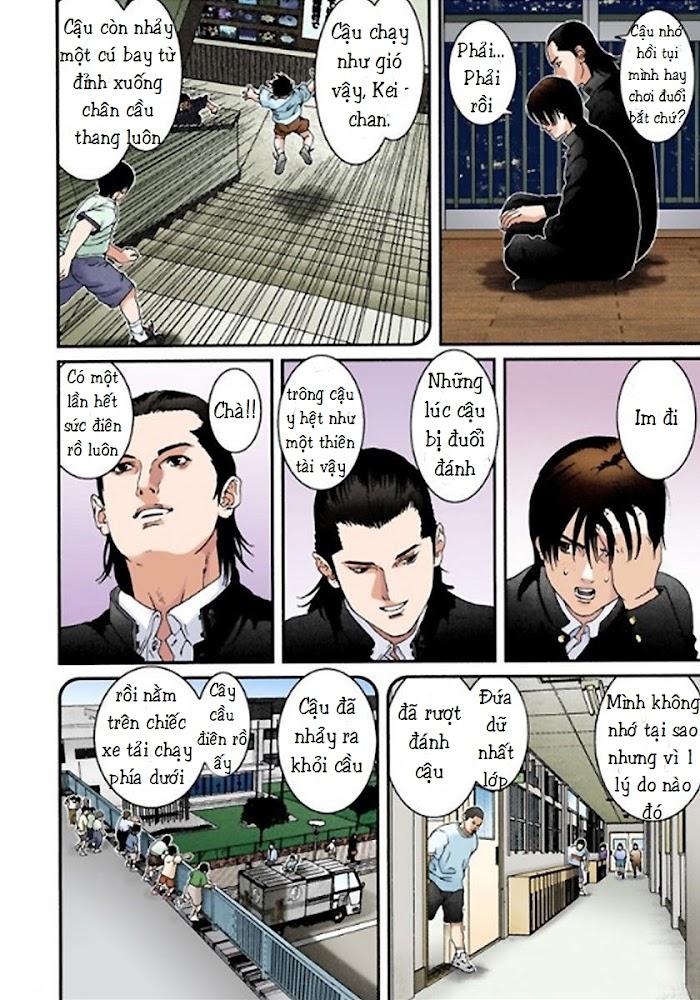 Gantz Chap 02: Căn phòng bí ẩn trang 23