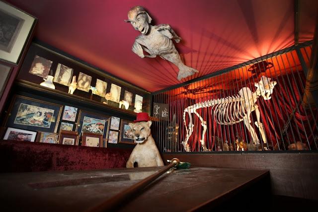 Ένα απο τα πιο παράξενα μουσεία του κόσμου