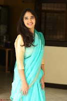 Radhika Mehrotra in Green Saree ~  Exclujsive Celebrities Galleries 029.JPG