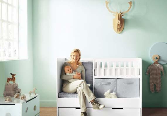 Perhatikan Hal Berikut Sebelum Membangun Kamar Untuk Bayi