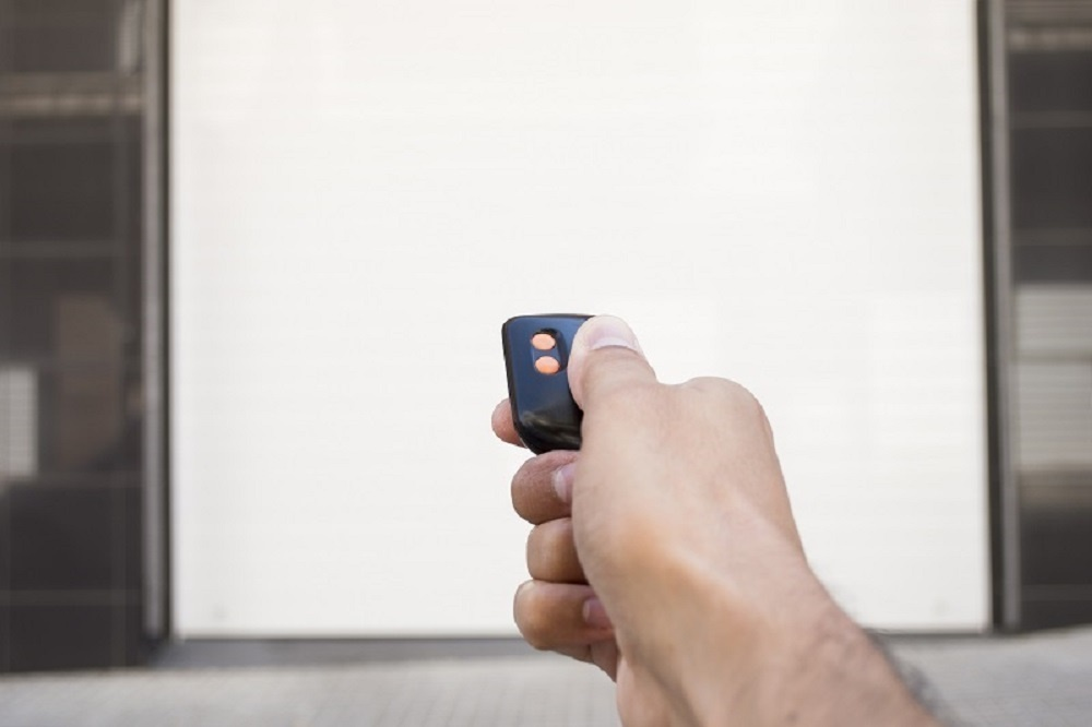 garage door opener remote repair