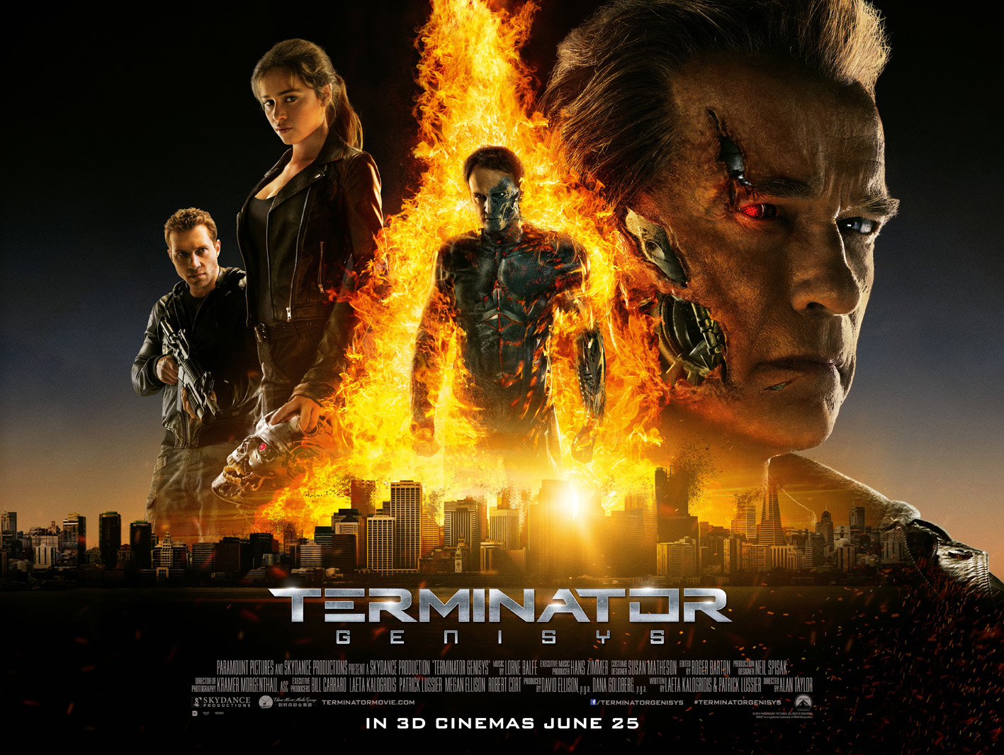Inception Hindi Dubbed Hd: Terminator Genisys (2015) Hindi Dubbed