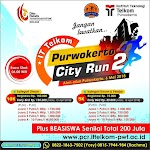 IT Telkom – Purwokerto City Run 2 • 2018