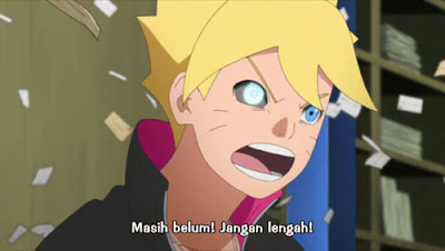 Bocoran Resmi Boruto : Naruto Next Generations Episode 11