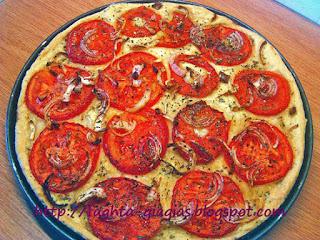 Πίτσα λαδένια - από «Τα φαγητά της γιαγιάς»