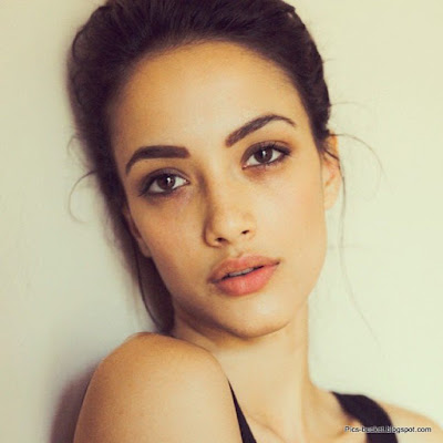 Indian AD Model Angela Jonsson HD Photos