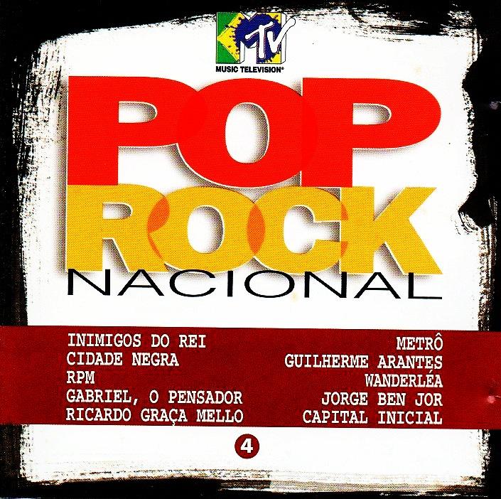 cd caras e mtv coletnea pop rock nacional 2012