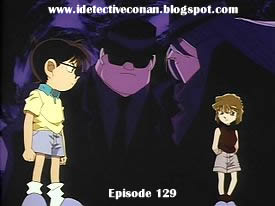 Detective Conan episode 129 Kasus 2