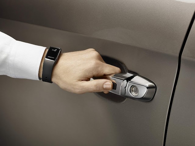 Hyundai Creta Prestige 2019 - chave presencial