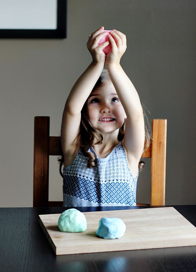 How To Make You Own Play Dough | Bubby and Bean