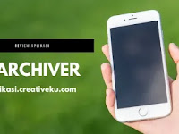 Review Aplikasi ZArchiver APK Terbaru 2019 | Bahasa Indonesia
