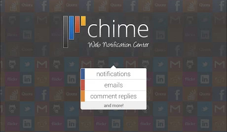 logo Chime for chrome