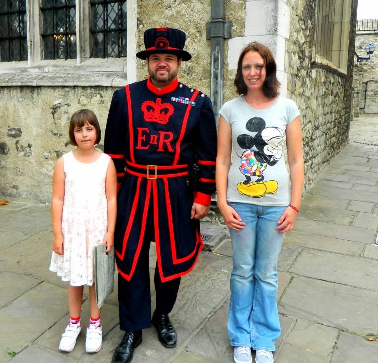 Day Out At The Tower Of London: UK Travel Days Out
