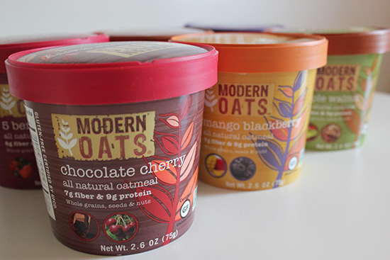 Modern Oats Chocolate Cherry Mango Blackberry Food Review