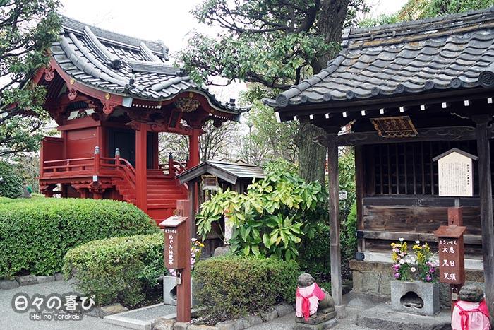 sanctuaires entree jardin