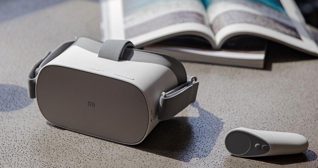 Xiaomi virtual reality headset Standalone